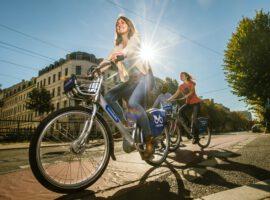 Fitter exercising - Bike